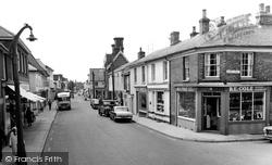 Hadleigh, High Street c.1965