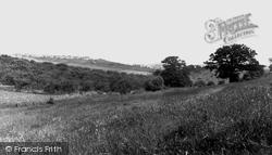 Hadleigh, Looking East c.1950