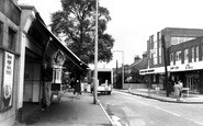 Hadleigh, Rectory Road c1966