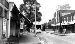 Hadleigh, Rectory Road c.1966