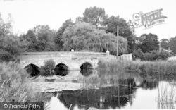 Hadleigh, The Bridge c.1965