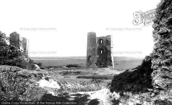 The Castle, Hadleigh, 1891 © Copyright The Francis Frith Collection 2005. http://www.francisfrith.com