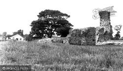 Hadleigh, The Castle c.1955