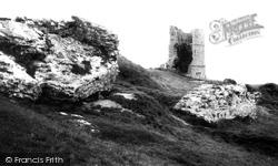Hadleigh, The Castle c.1960
