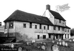 Hadleigh, The Guildhall 1922