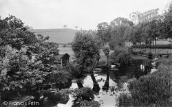 Hadleigh, The River Brett 1922