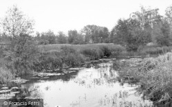 Hadleigh, The River c.1955