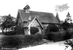 Hadleigh, The Row Chapel 1922