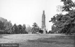 Hadlow, Castle c.1950