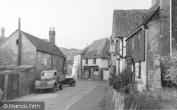 Hadlow, The Village From The Church c.1950