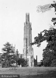 Hadlow, Tower c.1950