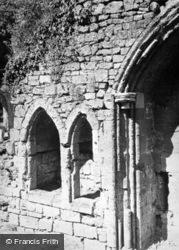 Abbey c.1950, Hailes