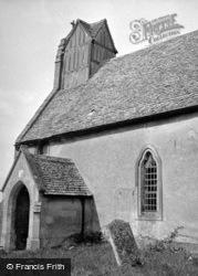 Church c.1950, Hailes