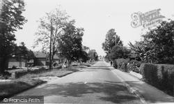 Hailsham, Ersham Road c.1960