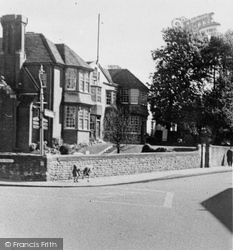 Hailsham, George Street, Courtlandts c.1955
