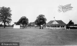 Hailsham, Recreation Ground c.1965