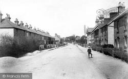 Hailsham, South Road 1902