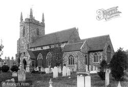 Hailsham, St Mary's Church 1900