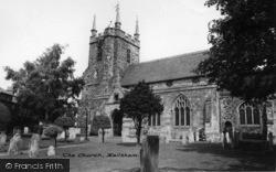 Hailsham, St Mary's Church c.1965