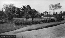 Hailsham, The Common Pond c.1955