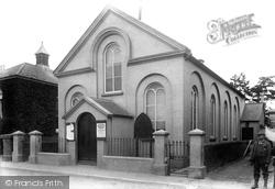 Hailsham, Wesleyan Church 1902