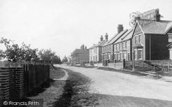 Hailsham, Western Road 1900
