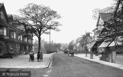 Ashley Road 1913, Hale
