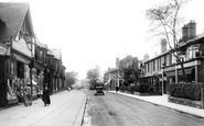 Hale, Ashley Road 1913