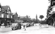 Hale, Ashley Road 1957