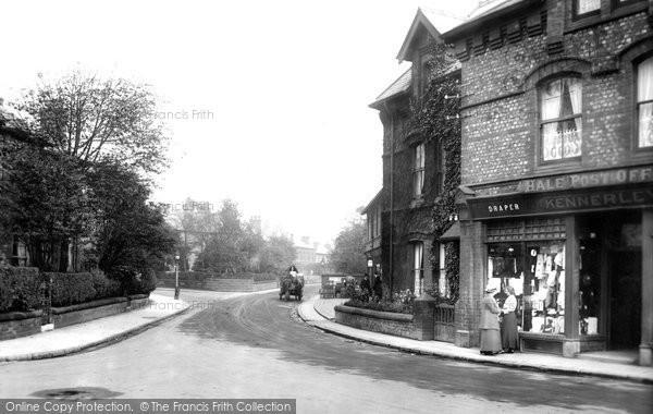 Hale, Broomfield Lane 1913