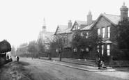 Hale, Church and Hale Road 1913