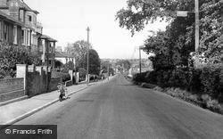 London Road c.1960, Halesworth