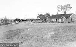 Norwich Road c.1960, Halesworth