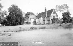 Old Rectory c.1955, Halesworth