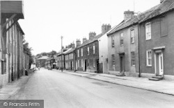 Quay Street c.1960, Halesworth