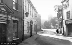 The Angel And Church c.1960, Halesworth