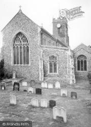 The Church c.1955, Halesworth