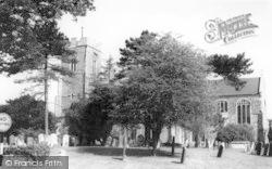 The Church c.1965, Halesworth