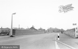 The New Bridge c.1960, Halesworth