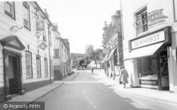Throughfare c.1955, Halesworth