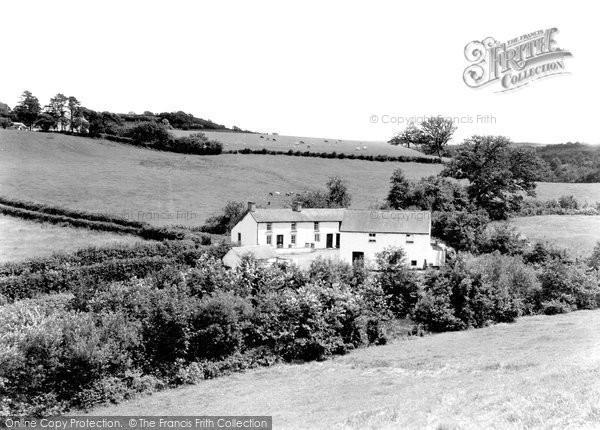 Halfway,Gutto Mill c1955,Dyfed