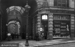 Halifax, Aked & Hey Hatters 1896