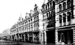 Halifax, Entrance To Market Buildings 1896