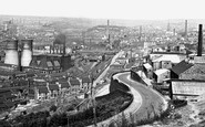 Halifax, General View c1955