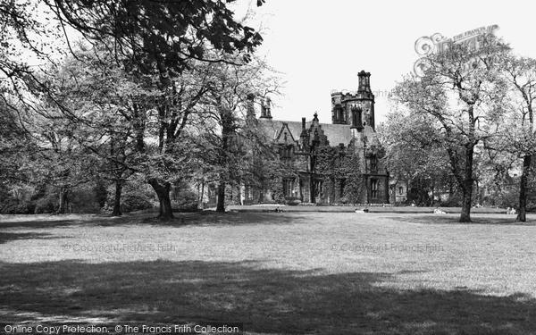Photo of Halifax, Manor Heath Mansion c.1957