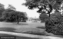 Halifax, People's Park c.1955