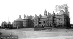 Halifax, Poor Law Infirmary 1901