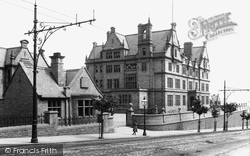 Halifax, Royal Infirmary 1901