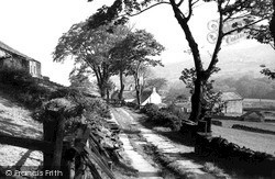 Halifax, Shibden Valley c.1955