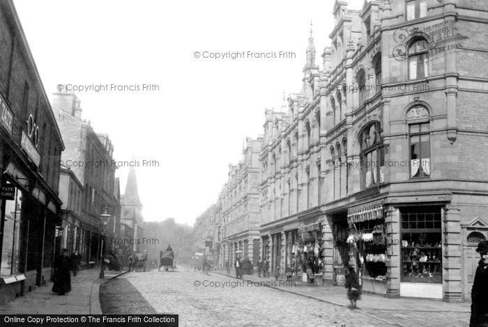 Photo of Halifax, Southgate 1893